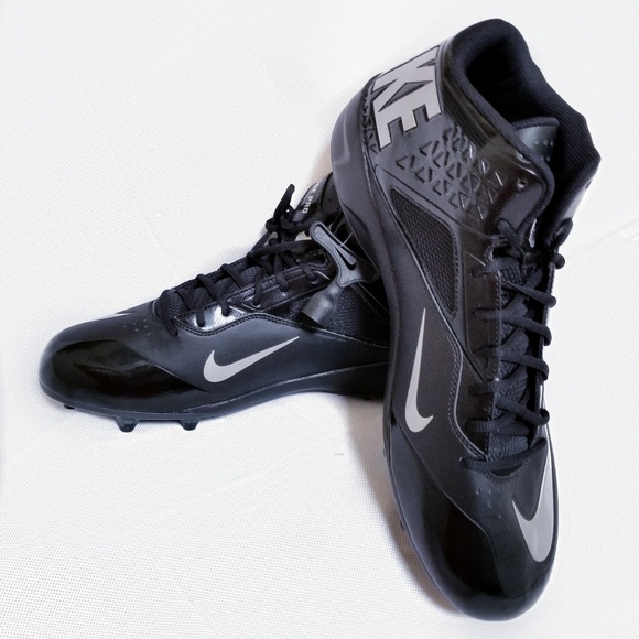 d341548490f5 Nike CODE PRO size 17 high top shoes soccer cleats
